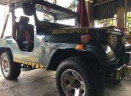 Bán ô tô Jeep CJ đời 1980, màu xanh lam, xe nhập chính hãng giá 130 triệu tại Tp.HCM