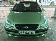 Cần bán xe Hyundai Getz 1.1MT đời 2009, màu xanh lục, nhập khẩu nguyên chiếc số sàn giá 175 triệu tại Hòa Bình