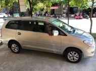 Cần bán gấp Toyota Innova G năm sản xuất 2007, màu bạc, giá tốt giá 330 triệu tại Yên Bái