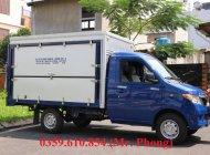 Xe tải nhẹ Kenbo 900kg thùng kín cánh dơi, trả trước 70 triệu nhận xe giá 210 triệu tại Tp.HCM