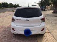 Cần bán Hyundai Grand i10 MT sản xuất 2014, màu trắng, nhập khẩu xe gia đình giá 243 triệu tại Bình Thuận