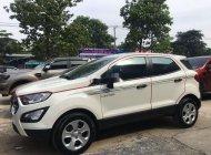 Xe Ford EcoSport MT 2019, màu trắng số sàn, giá 490tr giá 490 triệu tại Tp.HCM