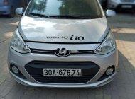 Cần bán Hyundai Grand i10 1.0AT năm sản xuất 2015, màu bạc, nhập khẩu nguyên chiếc số tự động giá tốt giá 325 triệu tại Hà Nội