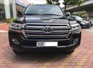Cần bán gấp Toyota Land Cruiser VX đời 2016, màu đen, nhập khẩu nguyên chiếc giá 3 tỷ 530 tr tại Hà Nội