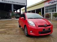 Bán ô tô Toyota Yaris đời 2013, màu đỏ, nhập khẩu chính hãng giá 520 triệu tại Tp.HCM