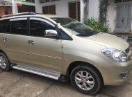 Bán Toyota Innova đời 2007, màu vàng, xe gia đình giá 329 triệu tại Bình Thuận