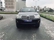 Bán ô tô Toyota Fortuner 2011, màu đen xe nguyên bản giá 615 triệu tại Hà Nội