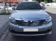 Bán Toyota Fortuner đời 2012, màu bạc, xe như mới, 633tr giá 633 triệu tại Tp.HCM