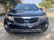 Cần bán lại xe Kia Sorento 2.4 AT đời 2012, màu đen số tự động giá 545 triệu tại Hà Nội