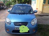 Bán xe Kia Morning năm 2010, màu xanh lam xe gia đình giá 145 triệu tại Hà Nội