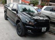 Bán Ford Ranger XLS 2.2L 4x2 MT 2016, màu đen, xe nhập chính chủ giá 480 triệu tại Quảng Ninh