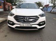 Cần bán Hyundai Santa Fe 2.2 AT năm sản xuất 2018, màu trắng, nhập khẩu số tự động, giá chỉ 950 triệu giá 950 triệu tại Tp.HCM