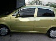 Bán Chevrolet Spark Van đời 2011, màu xanh lục, giá 99tr giá 99 triệu tại Sóc Trăng