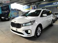 Bán ô tô Kia Sedona 2.2 Dath AT 2019, màu trắng số tự động giá 1 tỷ 178 tr tại Tp.HCM