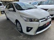 Cần bán Toyota Yaris 1.3G sản xuất 2016, màu trắng, nhập khẩu nguyên chiếc, số tự động, 590 triệu giá 590 triệu tại Tp.HCM