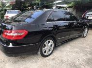 Cần bán gấp xe cũ Mercedes E250 2010, màu đen giá 635 triệu tại Hà Nội