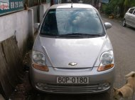 Bán Chevrolet Spark LT 0.8 MT đời 2010, màu bạc, số sàn, giá tốt giá 99 triệu tại Đồng Nai