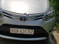 Cần bán gấp Toyota Vios sản xuất 2017, màu bạc xe nguyên bản giá 425 triệu tại Đồng Nai