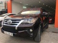 Bán Toyota Fortuner 2.4G 4x2 MT đời 2017, màu đen, nhập khẩu  giá 876 triệu tại Tp.HCM