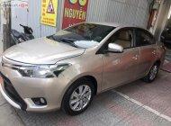 Bán xe cũ Toyota Vios 1.5E đời 2016, 445 triệu giá 445 triệu tại Hà Nội