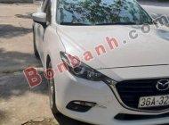 Cần bán lại xe Mazda 3 1.5 AT sản xuất năm 2018, màu trắng còn mới giá 655 triệu tại Thanh Hóa