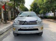 Cần bán Toyota Fortuner 2.7V 4x4 AT năm 2011, màu bạc, số tự động giá 520 triệu tại Hà Nội