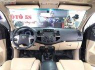Bán Toyota Fortuner 2.5G năm 2014, màu đen, 735tr giá 735 triệu tại Tp.HCM