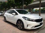 Cần bán xe Kia Cerato 1.6 AT 2018, màu trắng giá 595 triệu tại Hà Nội