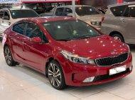 Bán xe cũ Kia Cerato 1.6 AT đời 2018, màu đỏ giá 619 triệu tại Hà Nội