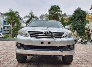 Xe Toyota Fortuner sản xuất 2012, màu bạc, giá 599tr giá 599 triệu tại Hà Nội