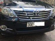 Bán Toyota Fortuner đời 2016, màu đen như mới giá cạnh tranh giá 800 triệu tại Hà Nội