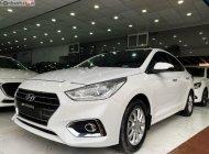 Cần bán xe Hyundai Accent 1.4 MT năm 2018, màu trắng giá 475 triệu tại Hà Nội