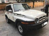 Bán lại xe Ssangyong Korando TX-7 4x2 AT sản xuất năm 2005, màu trắng, nhập khẩu  giá 215 triệu tại Hà Nội
