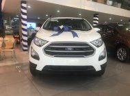 Cần bán xe Ford EcoSport Ambiente 1.5 AT sản xuất 2019, màu trắng - Giá cả hợp lý giá 490 triệu tại Tp.HCM