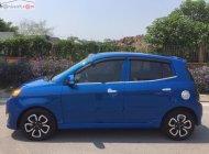 Cần bán xe Kia Morning đời 2010, màu xanh lam, xe nhập chính hãng giá 268 triệu tại Hà Nội