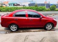 Bán Chevrolet Aveo năm 2018, màu đỏ mới chạy 9.700km, 370 triệu giá 370 triệu tại Tp.HCM