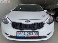 Cần bán Kia K3 đời 2015, màu trắng xe nguyên bản giá 505 triệu tại Tp.HCM