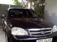 Bán Daewoo Lacetti đời 2010, màu đen xe nguyên bản giá Giá thỏa thuận tại Sơn La