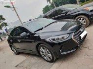 Bán Hyundai Elantra sản xuất năm 2017, màu đen xe nguyên bản giá 615 triệu tại Hà Nội