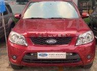 Cần bán gấp xe cũ Ford Escape XLS AT 2010, màu đỏ giá 409 triệu tại Tp.HCM