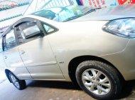 Bán ô tô Toyota Innova 2.0G sản xuất năm 2006, màu vàng xe gia đình, 315tr giá 315 triệu tại Vĩnh Long