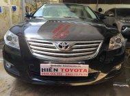 Bán Toyota Camry 2.4G sản xuất 2007, màu đen như mới, 480tr giá 480 triệu tại Hà Nội