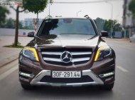 Cần bán lại xe cũ Mercedes GLK250 AMG sản xuất năm 2014, màu nâu giá 1 tỷ 119 tr tại Hà Nội