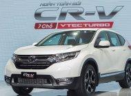Honda Ôtô Mỹ Đình - Giảm giá cuối năm chiếc xe Honda CR V đời 2019, màu trắng, nhập khẩu nguyên chiếc giá 1 tỷ 93 tr tại Hà Nội