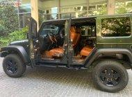 Cần bán Jeep Wrangler Sahara Unlimited đời 2009, màu xanh lam, xe nhập giá 1 tỷ 700 tr tại Đắk Lắk