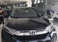 Cần bán Honda CR-V 1.5G 2019, màu đen, giảm giá tiền mặt + trả góp 0% + bảo hành 3 năm giá 1 tỷ 13 tr tại Hà Nội