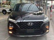 Bán xe cũ Hyundai Santa Fe 2.4AT sản xuất 2019, màu đen giá 1 tỷ 10 tr tại Quảng Ninh