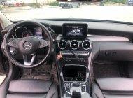 Cần bán Mercedes C200 sản xuất năm 2015, màu đen, xe gia đình giá 1 tỷ 10 tr tại Hà Nội