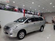 Cần bán gấp Toyota Innova 2006, màu bạc, số sàn  giá 278 triệu tại Phú Thọ
