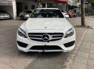 Cần bán xe Mercedes C300 AMG sản xuất 2017, màu trắng giá 1 tỷ 626 tr tại Hà Nội